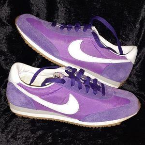 Purple Nike Cortez Womens 8.5